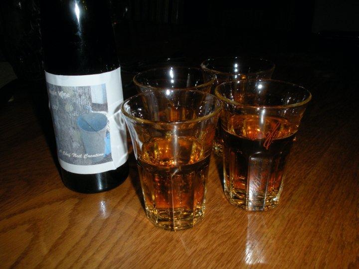 Maple Wine/Mead | A Wine making fool's Blog